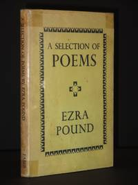 A Selection of Poems [SIGNED]