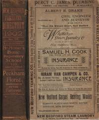 1902 New Bedford and Fairhaven Directory.