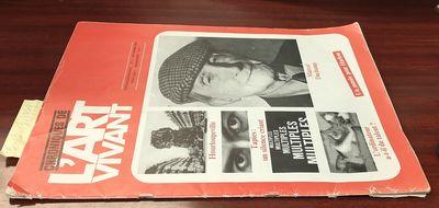 Paris: Imprime Chez Arte, 1968. Softcover. Magazine ; pp 22; Fair/paperback; red covers with black a...