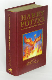 image of HARRY POTTER AND THE ORDER OF THE PHOENIX; (First Deluxe Edition)