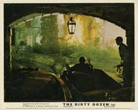 image of The Dirty Dozen (Original British front-of-house card from the 1967 film)