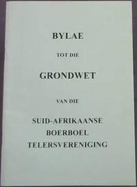 image of Bylae tot die Grondwet van die Suid-Afrikaanse Boerboel Telersvereniging
