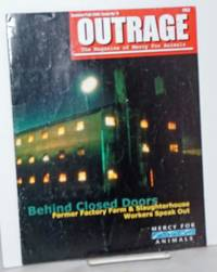 image of Outrage: The Magazine of Mercy For Animals; Issue No. 9, Summer/Fall 2006