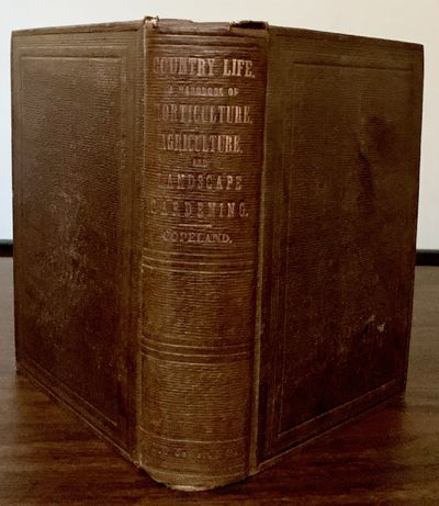 Boston: John P. Jewett, 1859. First edition. Hardcover. Orig. brown textured cloth, cover panels in ...