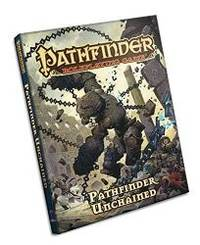 image of Pathfinder Roleplaying Game: Pathfinder Unchained