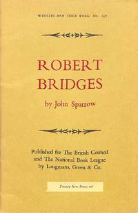 Robert Bridges.