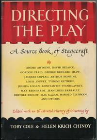 image of Directing the Play: A Source Book of Stagecraft