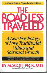 Road Less Traveled by  M. Scott Peck - Paperback - 1979 - from Ye Old Bookworm (SKU: W9203)