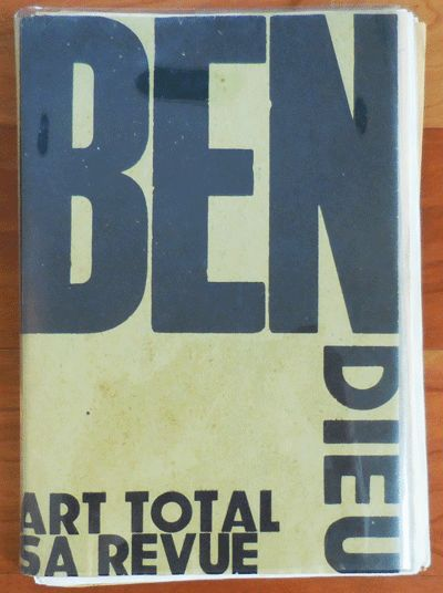 Nice: Self-Published, 1963. First edition. Loose Sheets. Very Good. Rare collection of collages, edi...