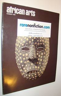 African Arts Journal, Summer 1999 by Multiple Contributors - Paperback - First Edition - 1999 - from RareNonFiction.com (SKU: 844G0629)
