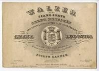 [Op. 111]. Walzer fur das Piano-Forte ihrer Majestat der Durchlauchtigsten Frau Erzherzogin Maria Ludovica Herzogin von Parma, Piacenza und Guastalla etc. etc. etc. [Piano score]
