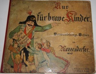 Esslingen and Munich: J. F. Schreiber. Third edition. Paper pastedown on boards, cloth spine. Very G...