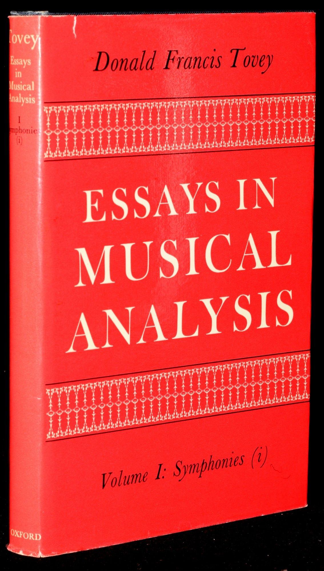 Essays in musical analysis symphonies and other orchestral works