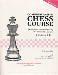 Comprehensive Chess Course Volumes I & II by  two-time U.S. Champion GM Lev - Paperback - second edition - 1987 - from Judith Books (SKU: biblio20)