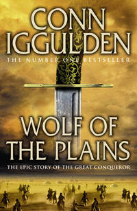 image of Wolf of the Plains (Conqueror, Book 1)
