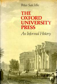 image of The Oxford University Press: An Informal History