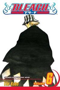 image of Bleach, Vol. 6: The Death Trilogy Overture