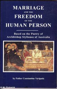 Marriage and the Freedom of the Human Person