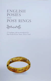 English Posies and Posy Rings:  A Catalogue with an Introduction