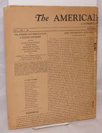 American spectator, vol. 1, no. 1, November, 1932 to vol. 1, no. 5, March 1933