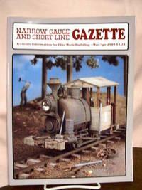 image of NARROW GAUGE AND SHORT LINE GAZETTE - MARCH/APRIL, 1985; VOLUME 11, NUMBER 1