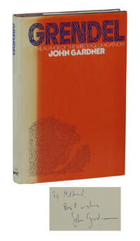 Grendel by  John Gardner - Hardcover - First Edition - 1971 - from Burnside Rare Books, ABAA and Biblio.com