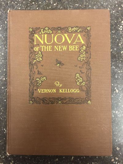 Boston, MA: Houghton Mifflin, 1920. First Edition. Hardcover. Octavo, 150 pages; VG; fully bound in ...