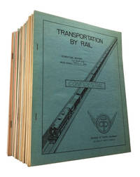Transportation by Rail: Condition Report.;  31 Consecutive reports from Week ended April 5, 1943 through Four Weeks ended June 26, 1944