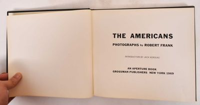 New York: Aperture, Grossman Publishers, 1969. Hardcover. VG- overall light shelfewar to boards and ...