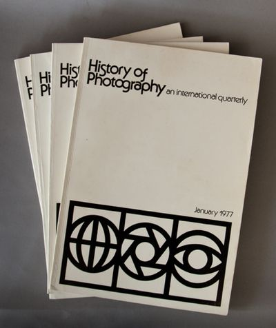 Taylor and Francis, London, 1977. 11.75 in. x 8 in., Wrappers, Four volumes.