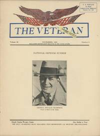 """""""The Veteran"""" (Magazine) by MILITARY VETERAN ADVOCACY) -  1921-1932. - from oldimprints.com and Biblio.com"""