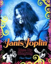 image of Janis Joplin: Rise Up Singing