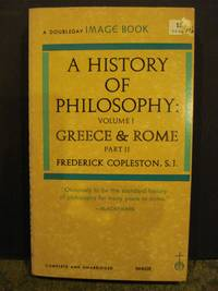 History of Philosophy, Volume 6, Part 2