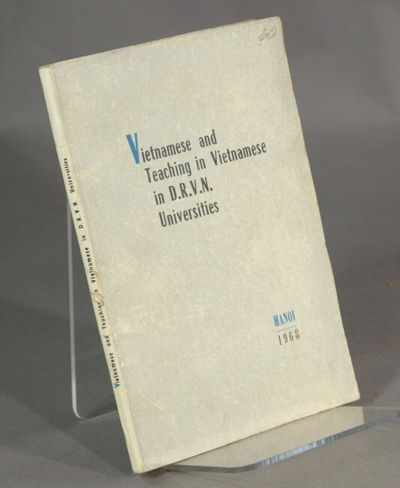 Hanoi: Foreign Languages Publishing House, 1968. First edition, 12mo, pp. -130, ; near fine in origi...