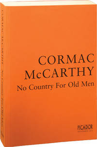 No Country for Old Men (British Advance Reading copy)