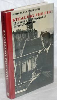 Stealing the Fire: the art and protest of James Baldwin