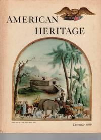 image of American Heritage December 1959, Volume 11, Number 1
