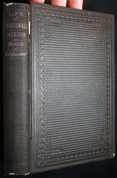 New York, NY: Charles B. Richardson, 1863. 305 + (4) pages of publishers' announcements at back; the...