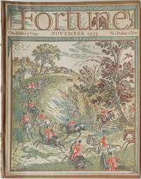 Fortune Magazine.  1933 - 11.