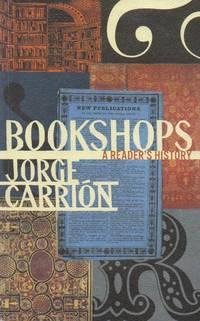 Bookshops_ A Reader's History
