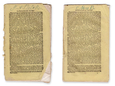 New York: For sale, wholesale and retail, by O. S. Fowler and L. N. Fowler, . Stated 151st edition.....