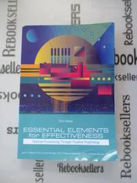 ESSENTIAL ELEMENTS F/EFFECTIVENESS