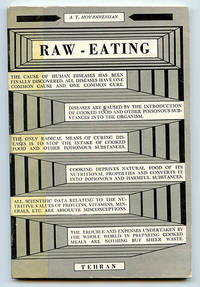 image of Raw - Eating or A New World Free From Diseases, Vices and Poisons