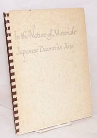 In the nature of materials; Japanese decorative arts