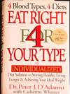 image of Eat Right 4 Your Type: The Individualized Diet Solution to Staying Healthy, Living Longer & Achieving Your Ideal Weight