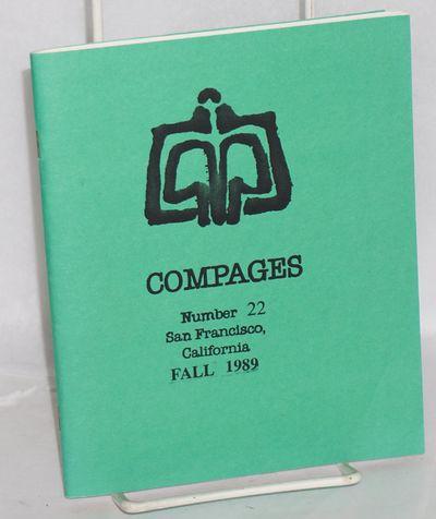 San Francisco: Translation Center - Union of Left Writers, 1989. 63p., stapled 6.8x5.5 inch wraps, u...