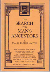The Search for Man's Ancestors