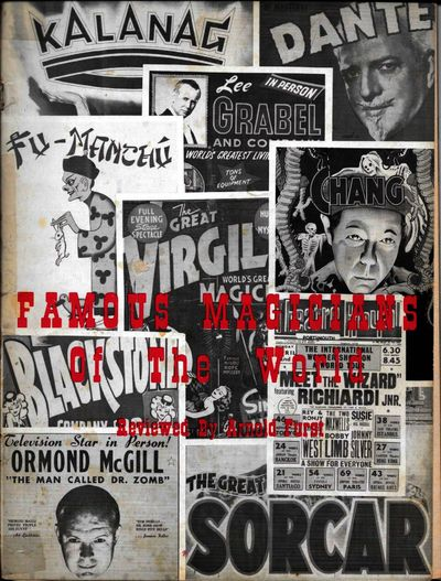 (n.p.): Genii, 1957. Black & white pictorial wrappers, stapled. VG (covers detatched & lightly soile...