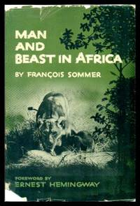 image of MAN AND BEAST IN AFRICA