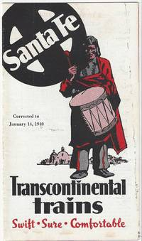 Transcontinental Trains: Swift - Sure - Comfortable [Time Tables]
